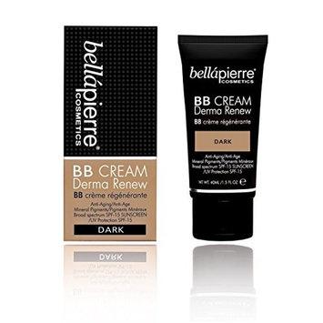 Bellapierre Bb Cream Derma Renew (Dark) by Bella Pierre Cosmetics