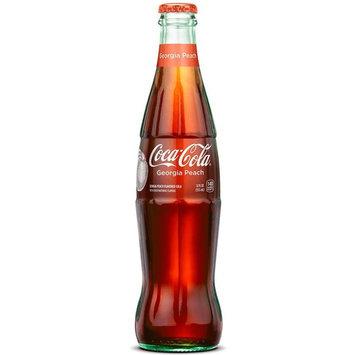 Flavored Cola 4 - 12oz Glass Bottles (Georgia Peach)