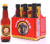Bowser Manufacturing Bowser Beer Beer for Dogs - Original - 6 x 12 oz