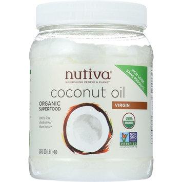 Nutiva Virgin Coconut Oil, 54 Fl. Oz