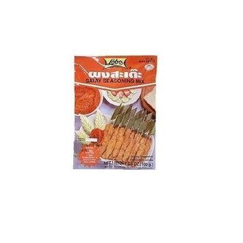 Lobo Brand Thai Satay Mix (Peanut Sauce)* 5 Packs