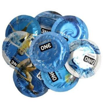 ONE Condoms Pleasure Plus: 12-Pack of Condoms [12]