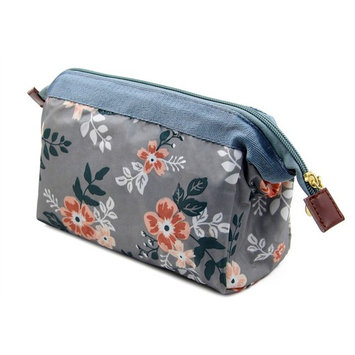 Admirable Idea Womens Travel Cosmetic Bags Handy Toiletry Makeup Pouch Kit for Ladies Girls,color-3