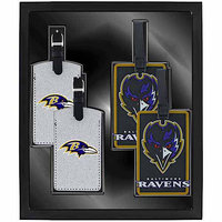 Aminco His And Hers Bag Tags, Ravens