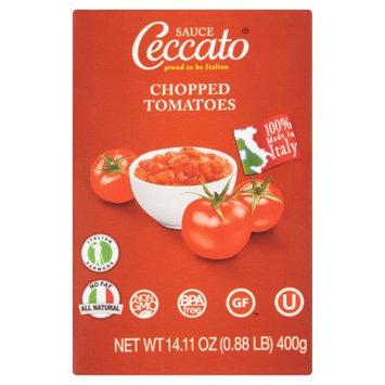Galvusa, Llc Ceccato, Tomato Chopped, 14.11 Oz (Pack Of 12)
