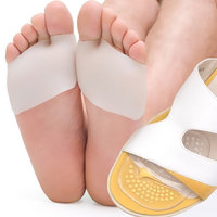 Skyfoot's Metatarsal Pads and Ball of Foot Cushions for Pain Relief for Men and Women – 2 Pairs