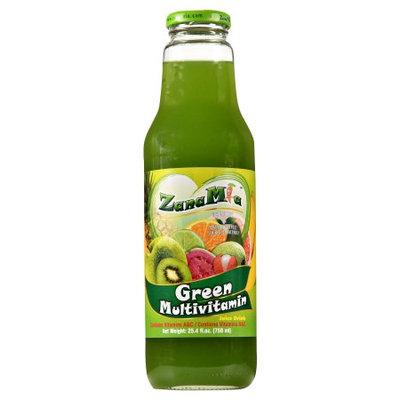 Solecito Foods Llc ZanaMia Green Multivitamin Juice Drink, 25.4 fl oz