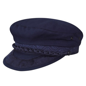 Men's Country Gentleman Cotton-Blend Greek Fisherman Cap