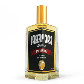 Bay Rum Eau de Parfum EdP Cologne for men by Barberry Coast - Crafted with Authentic Bay Oils from Dominica Republic in the Virgin Islands - Natural and Pure Ingredients