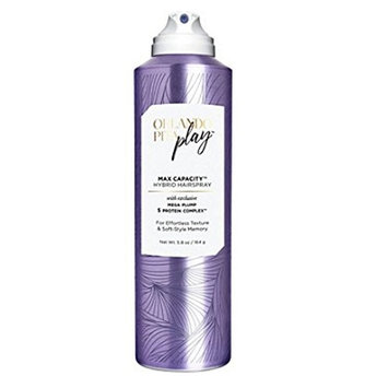 ORLANDO PITA PLAY Max Capacity Hybrid Hair spray 5.8 oz