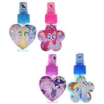 Townley Inc Hasbro My Little Pony Body Spray 4 Pack
