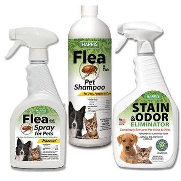 Harris Flea and Tick Pet Care Kit