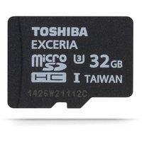 32GB Toshiba Exceria™ MicroSD Memory Card (UHS-I)