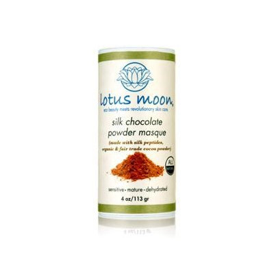 Silk Chocolate Powder Masque 4oz by Lotus Moon