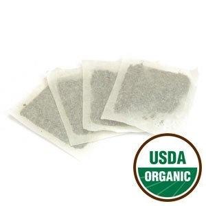 Starwest Botanicals Green Tea Leaf Tea Bags Organic