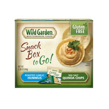 Wild Garden Quinoa Chips Combo RG, 2.26 OZ (Pack of 4)