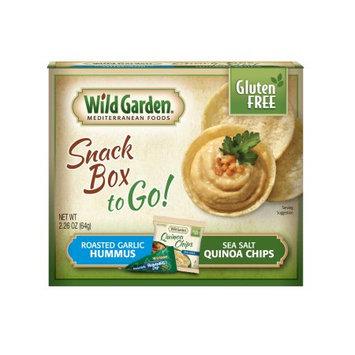 Wild Garden Quinoa Chips Combo RG, 2.26 OZ (Pack of 4)