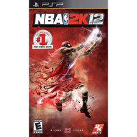 Take 2 NBA 2K12 - TAKE-TWO INTERACTIVE SOFTWARE, INC.