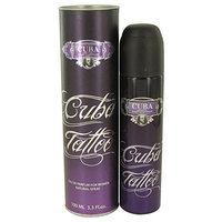 Cüba Tattoo Perfume 3.4 oz Eau De Parfum Spray For Women