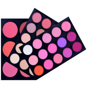 SHANY Mania 3 Layered Blush Palette, 23.5 oz