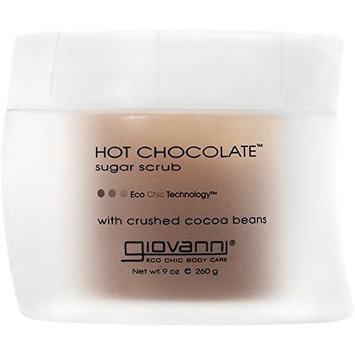 Hot Chocolate Sugar Scrub-9 oz Brand: Giovanni Cosmetics