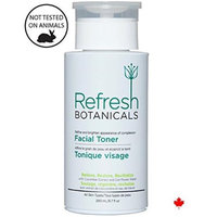 Refresh Botanicals RB-TONER-200 Natural & Organic Facial Toner for Sensitive Skin