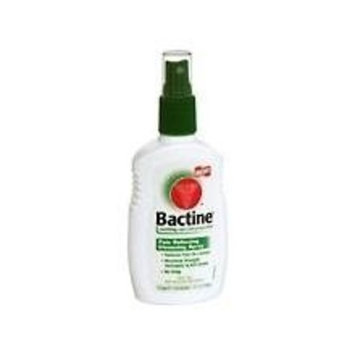 Bactine Pain Relf Clnsng Spray Size: 5 OZ