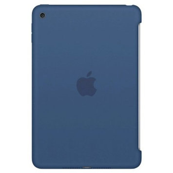 iPad mini 4 Silicone Case (Ocean Blue)