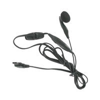 AT & T - Earbud Headset for UTStarcom/PCD GTX75 Quickfire - Black
