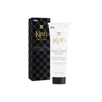 Keri Renewal Stretch Mark Minimizer with Collagen,Elastin & Vitamin C 8.5oz (2 Pack)