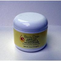 Beauty Drops Vitamin E Facial Moisturizer Cream 2800 IU 4 Oz