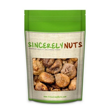 Sincerely Nuts Organic Turkish Figs, 2 LB Bag