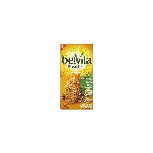 Belvita Crunchy Oats Biscuits 300 Gram - Pack of 6