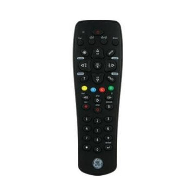 GE 25006 4-DEVICE UNIVERSAL REMOTE WITH