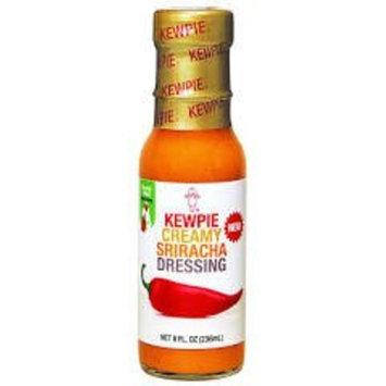 Kewpie Dressing 8 Fl. Oz. Pack of 3 (Creamy Sriracha)