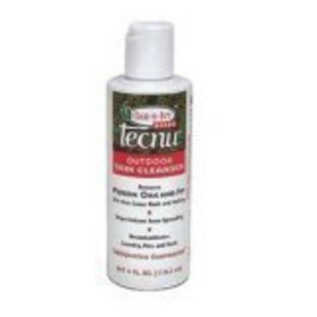 POISON IVY CLEANER, TECNU, oak-n-ivy, 4oz bottle
