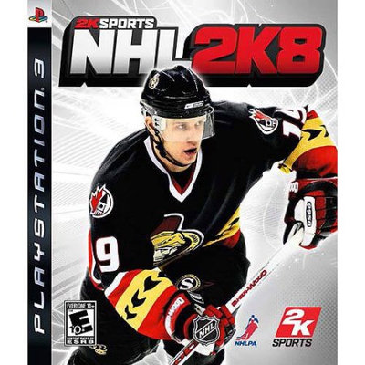 Take 2 NHL 2K8 (PS3) - Pre-Owned