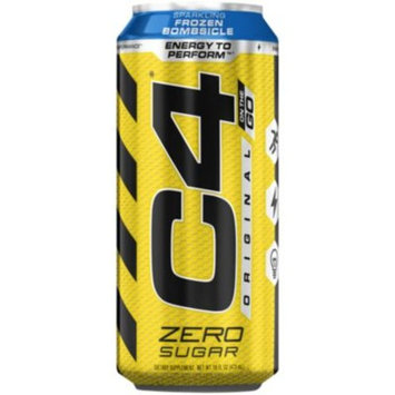 C4 Sparkling On The Go - FROZEN BOMBSICLE (12 Drinks) by Cellucor at the Vitamin Shoppe