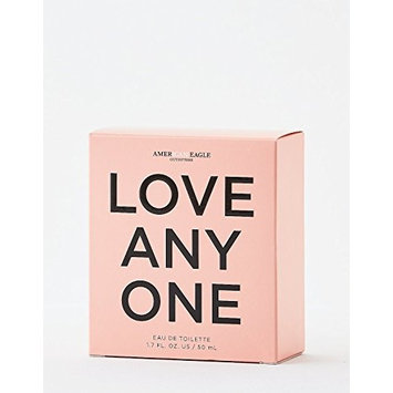 American Eagle Love Anyone 1.7 Ounce Eau De Toilette Fragrance
