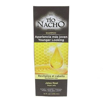 Tio Nacho Royal Jelly Revitalizing Shampoo 415ml - Jalea Real Revitalizando Champu