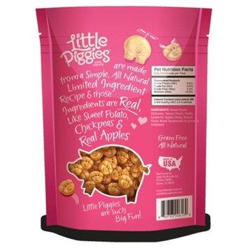 Little Piggies™ Minis Grain-Free Natural Sweet Apple Flavor Dog Treats - 7oz
