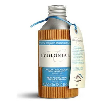I Coloniali Reviatlising Thai Shower Cream with Hibiscus 250ml shower cream