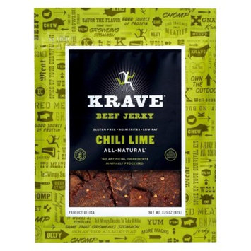 Krave Jerky Chili Lime Beef - 2.7oz