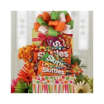 Skittles Craze Skittles Gift Basket