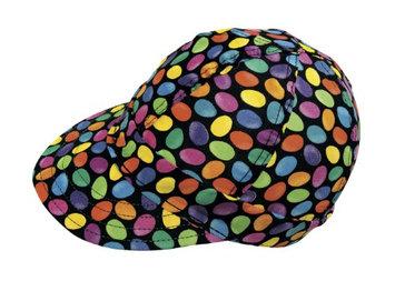 Mutual Industries Kromer Jelly Bean Style Welder Cap 6 7/ 8, Cotton, Length 5', Width 6' (Pack of 3)