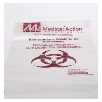 Medegen Medical MAI 8-650 38 x 47 in. Autoclave Decontamination Bag - 100 per Case