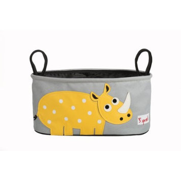 3 Sprouts Stroller Organizer, Elephant
