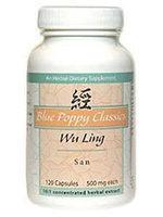 Wu Ling San 120 caps by Blue Poppy