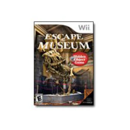 Majesco Sales, Inc. Escape the Museum