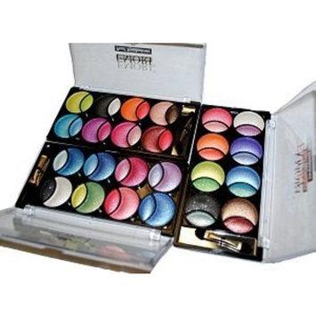 Stylish 48 Color Eyeshadow Moon Style Design Makeup Kit Palette